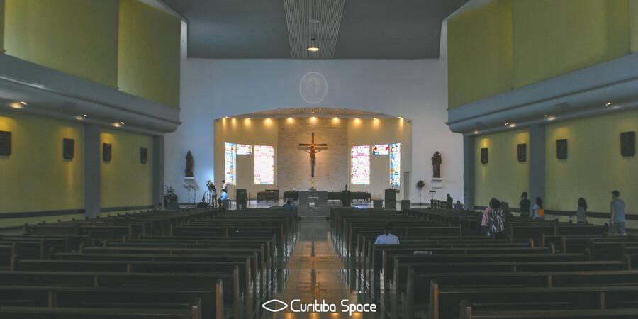 Especial Instituições Religiosas - Paróquia Santuário São José - Curitiba Space