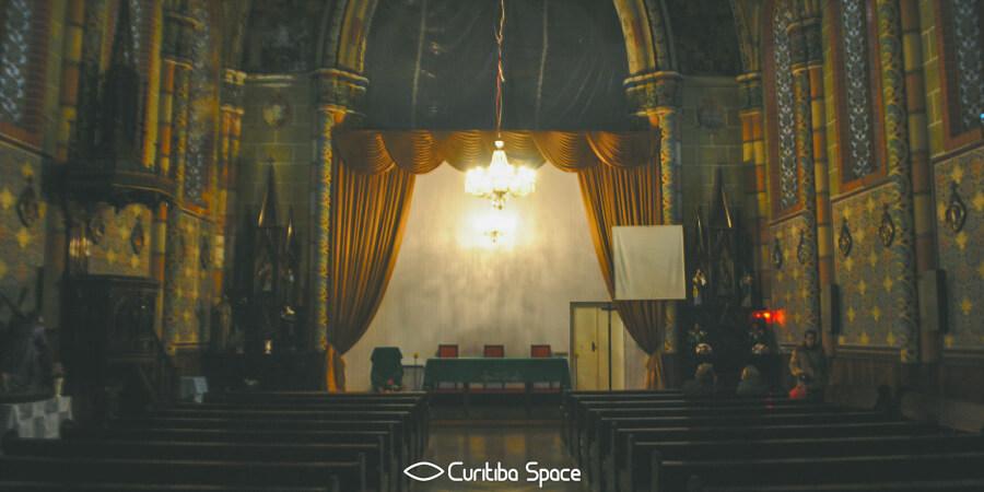 Especial Instituições Religiosas - Paróquia Senhor Bom Jesus do Portão - Curitiba Space