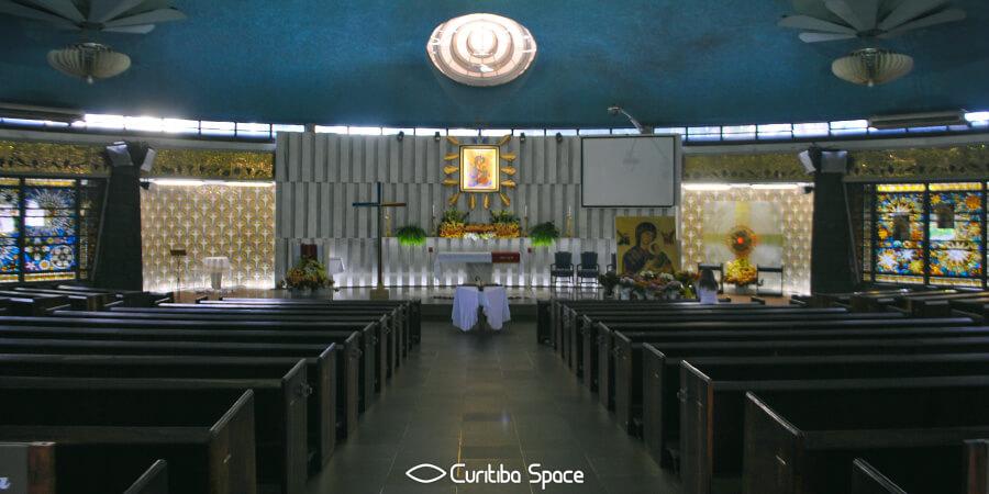 Especial Instituições Religiosas - Santuário Nossa Senhora do Perpétuo Socorro - Curitiba Space