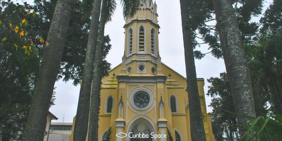 Especial Instituições Religiosas - Templo da Comunidade do Redentor - Curitiba Space
