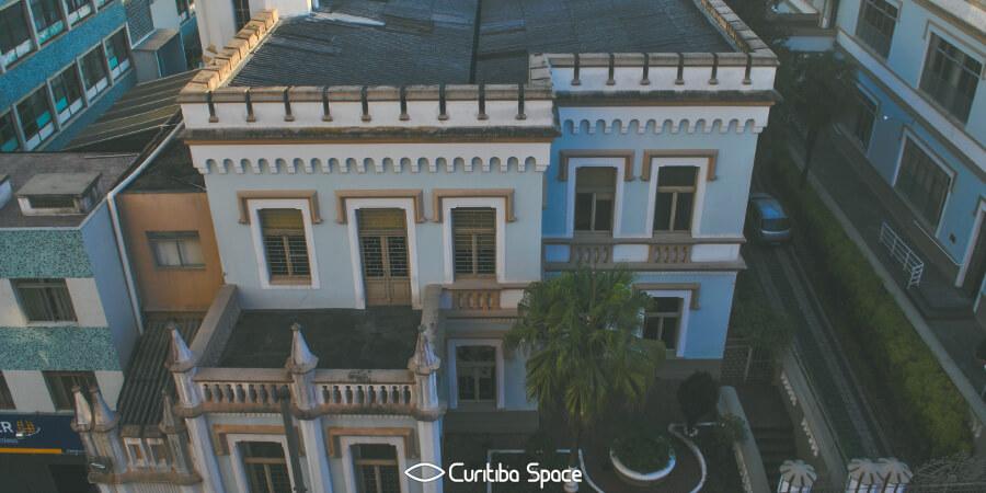 Especial Palácios em Curitiba - Castelo Hauer - Curitiba Space