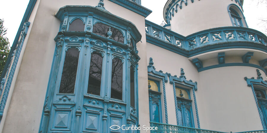 Especial Palácios em Curitiba - Palácio Ascânio Miró - Curitiba Space
