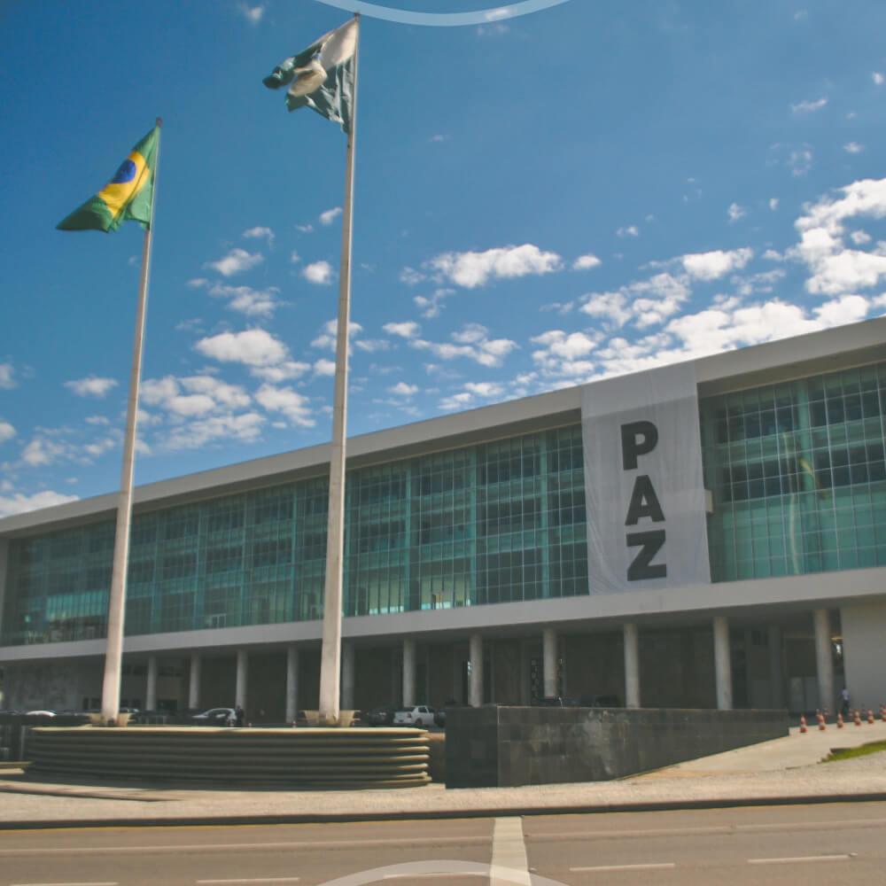 19 De Dezembro: Inauguração Do Palácio Iguaçu