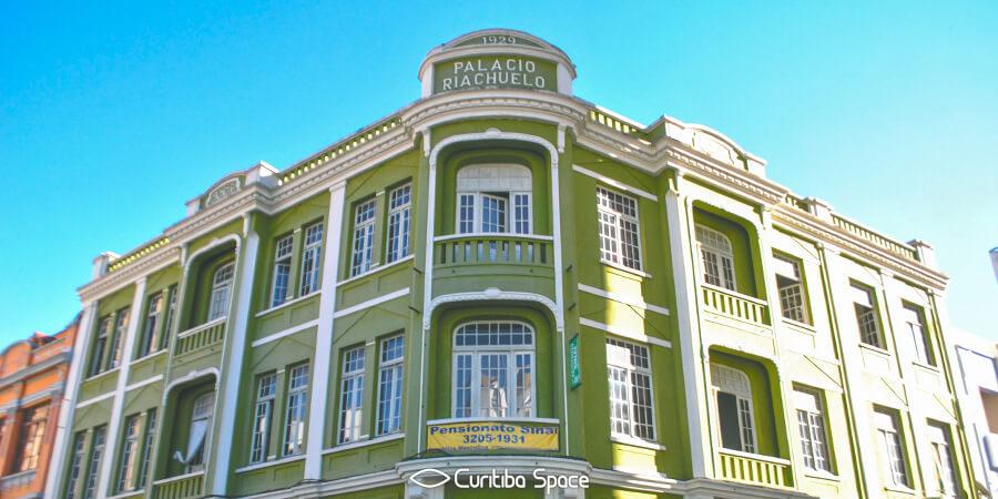 Especial Palácios em Curitiba - Palácio Riachuelo - Curitiba Space