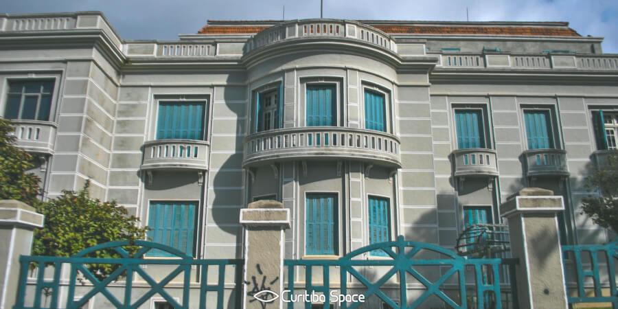 Especial Palácios em Curitiba - Palácio São Francisco - Curitiba Space