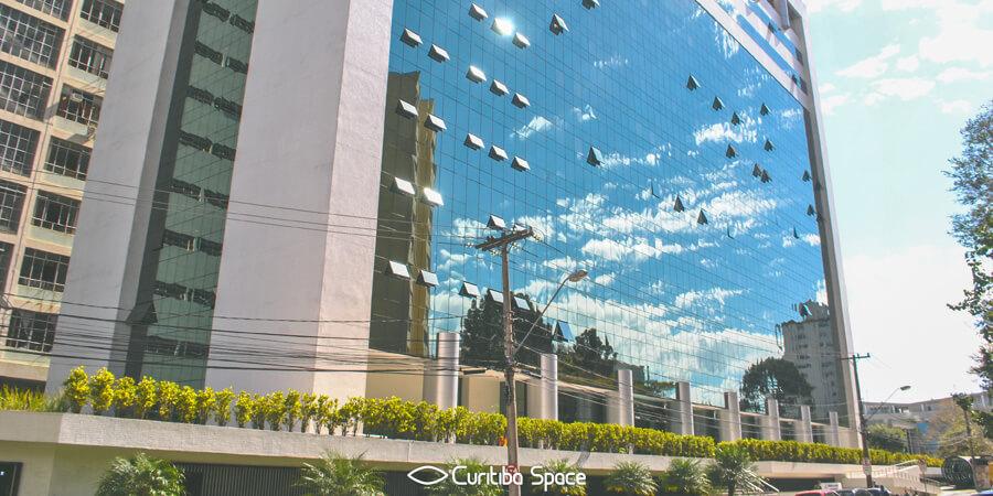 Especial Palácios em Curitiba - Palácio da Justiça - Curitiba Space