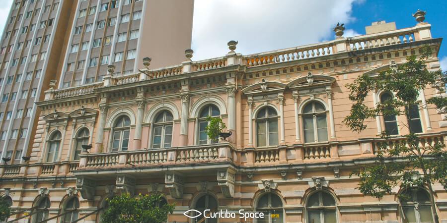 Especial Palácios em Curitiba - Palácio da Liberdade - Curitiba Space