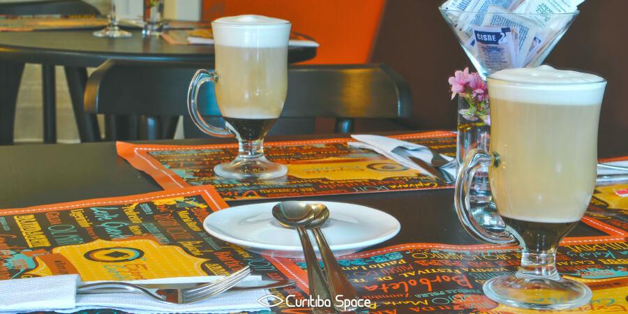 Expresso Curitiba - Gastronomia Curitiba - Curitiba Space