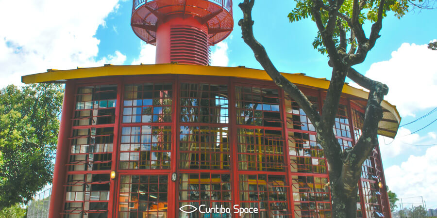 Farol do Saber Tom Jobim - Curitiba Space