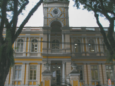 Gimnásio Paranaense