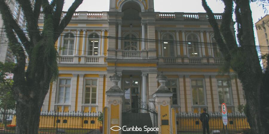 Gimnásio Paranaense - Secretaria de Estado da Cultura do Paraná - Curitiba Space