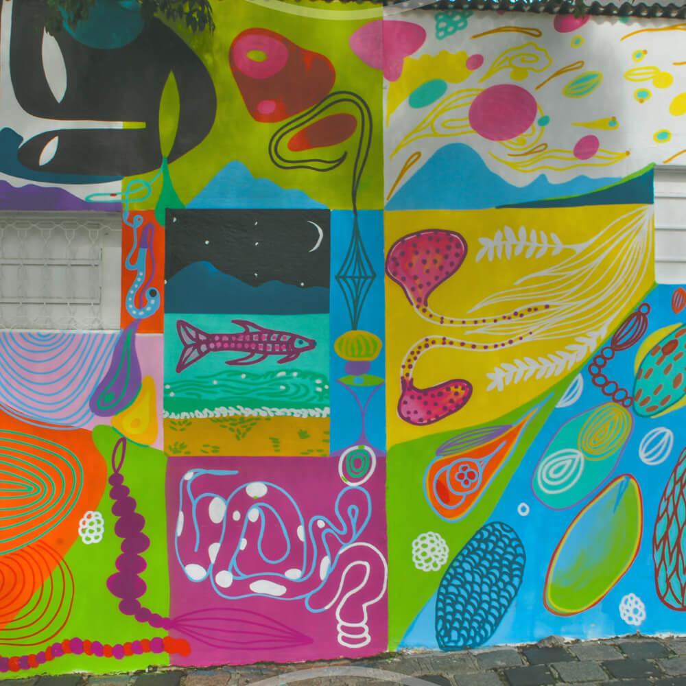 Grafite Na Rua Kellers – Rimon Guimarães