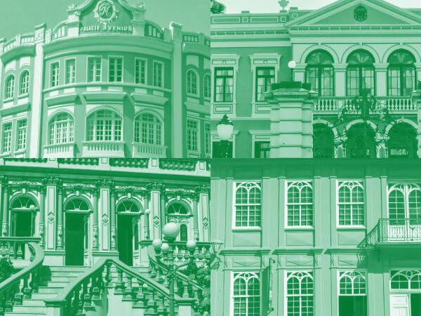 Palácios De Curitiba