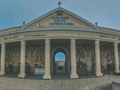 Panteon Do Cemitério De Santa Felicidade