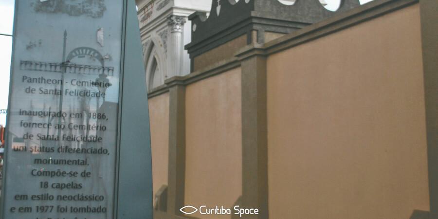 Panteon do Cemitério de Santa Felicidade - Curitiba Space