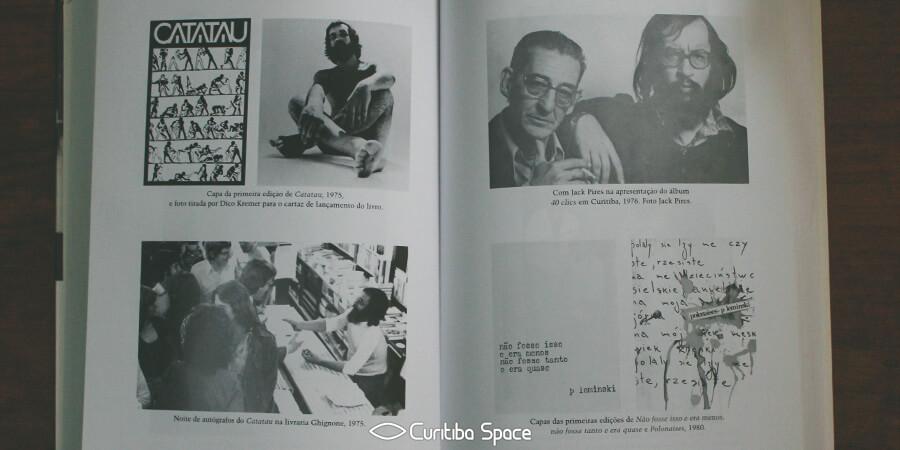 Paulo Leminski - A Biografia de Paulo Leminski - Curitiba Space