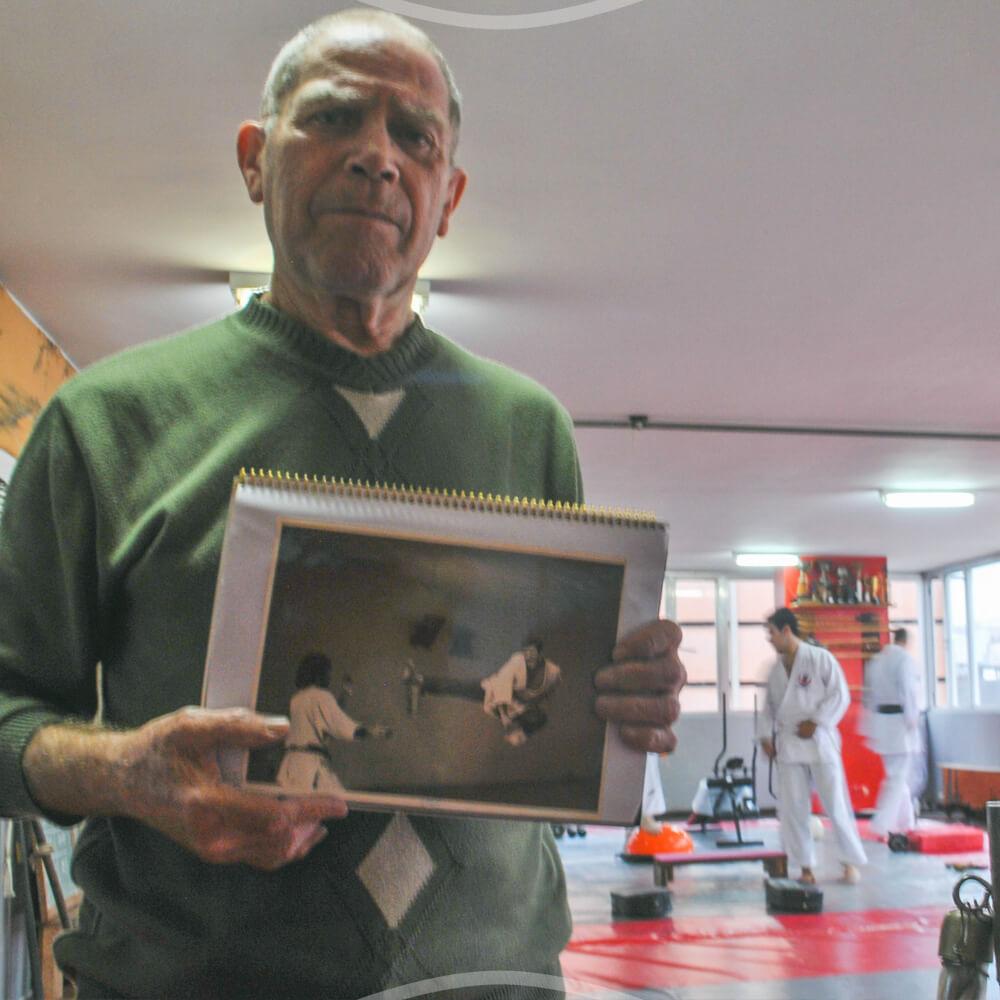 Paulo Leminski: Academia Kodokan