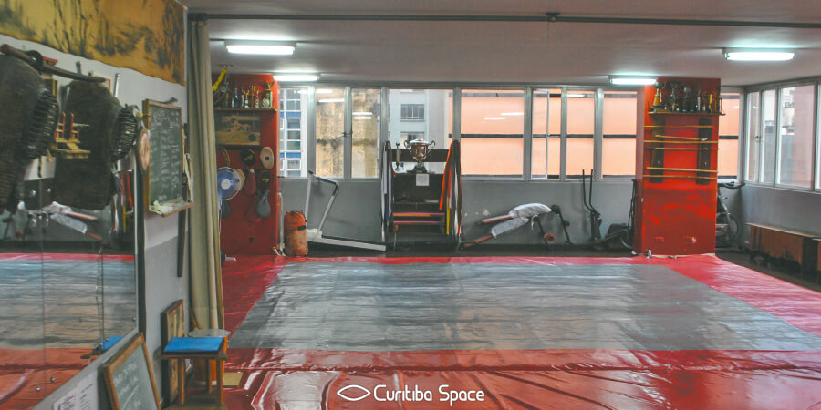 Paulo Leminski - Academia Kodokan - Curitiba Space