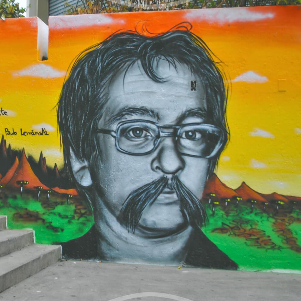 Arte Na Galeria Julio Moreira (Paulo Leminski)