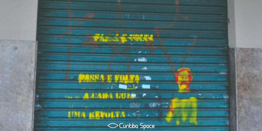 Paulo Leminski - Bar Ao Distinto Cavalheiro - Curitiba Space