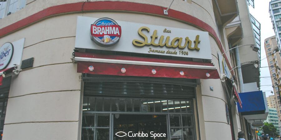 Paulo Leminski - Bar Stuart - Curitiba Space