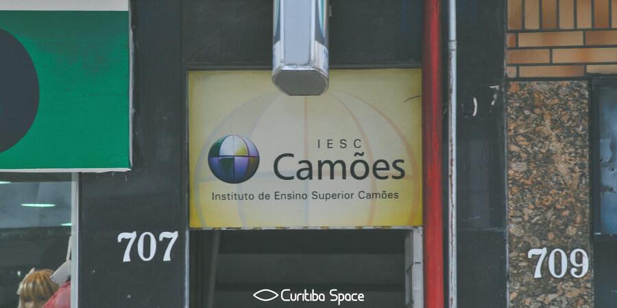 Paulo Leminski - Curso Camões - Curitiba Space