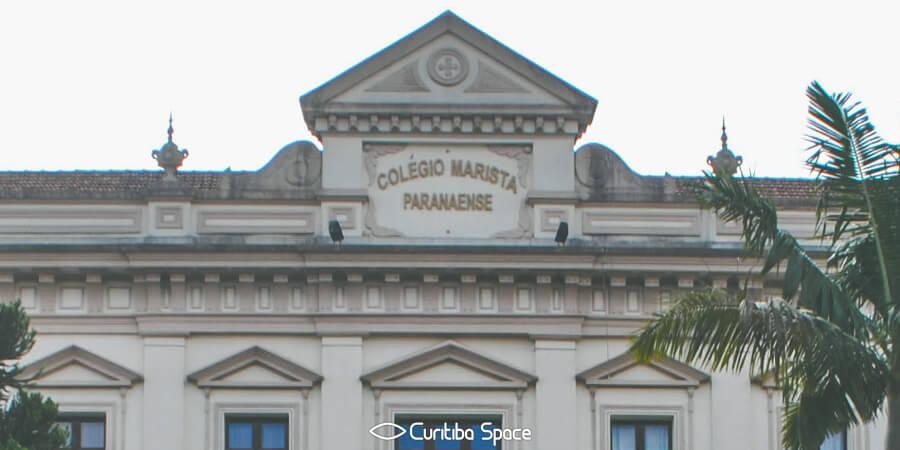 Paulo Leminski - Estudos Regulares - Colegio Marista e Colegio Estadual do Parana - Curitiba Space