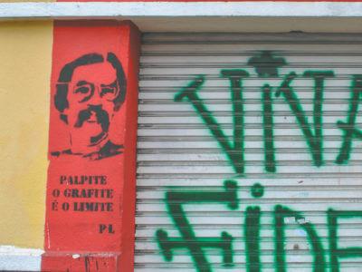 Arte No Fidel Bar (Paulo Leminski)