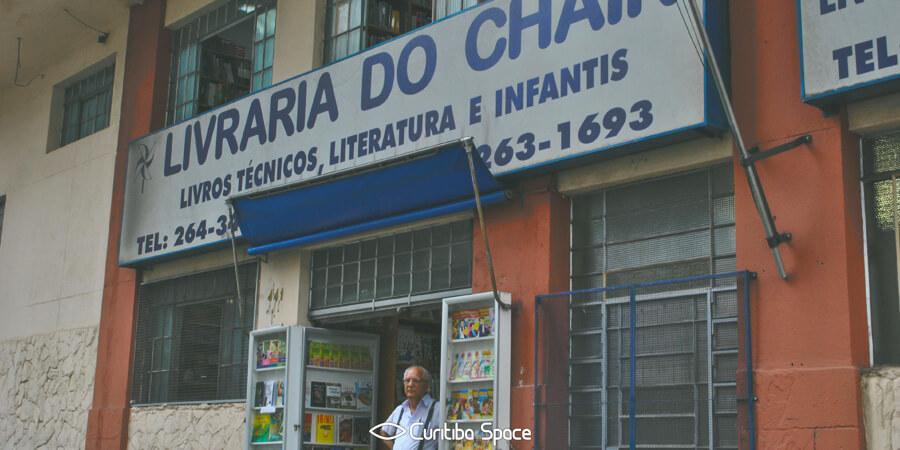 Paulo Leminski - Livraria do Chain - Curitiba Space