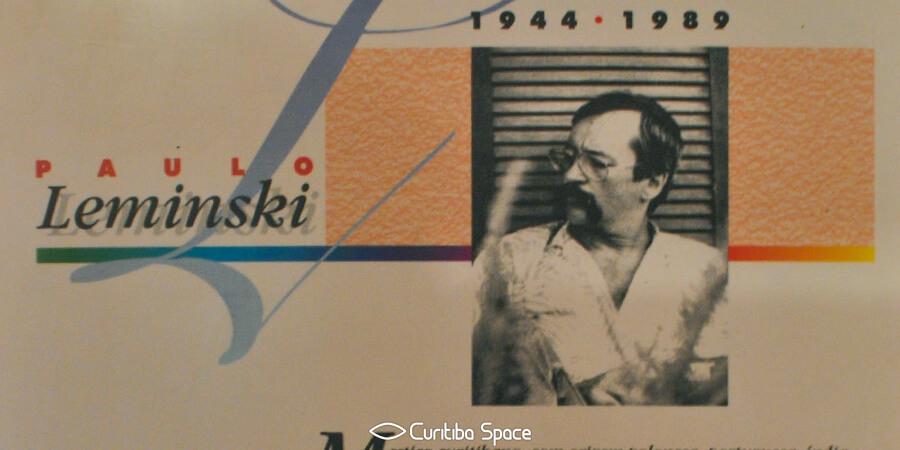 Paulo Leminski: Origem Polonesa - Bosque do Papa - Curitiba Space