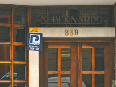 Paulo Leminski: Edifício São Bernardo