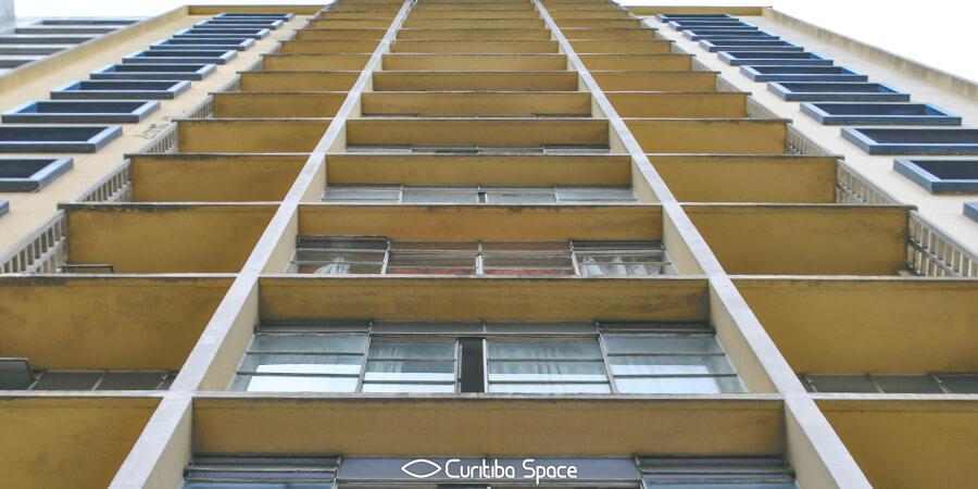 Paulo Leminski - Edifício São Bernardo - Curitiba Space
