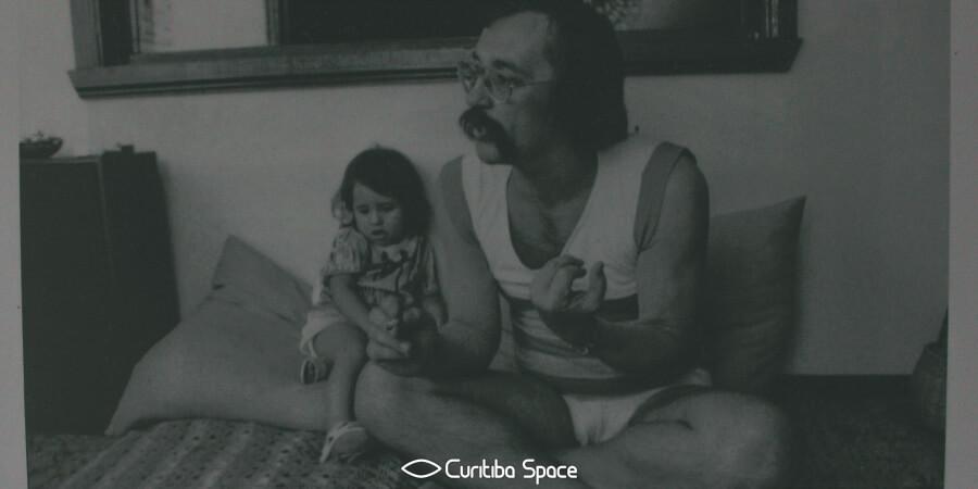 """Paulo Leminski - """"O bandido que sabia latin"""" - Biografia de Leminski escrita por Toninho Vaz - Curitiba Space"""