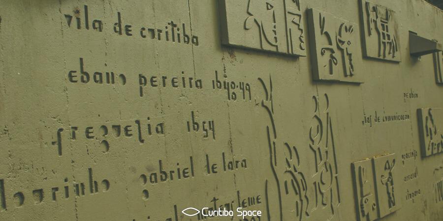 Poty Lazzarotto - Desenvolvimento de Curitiba - Praça 29 de Março - Curitiba Space