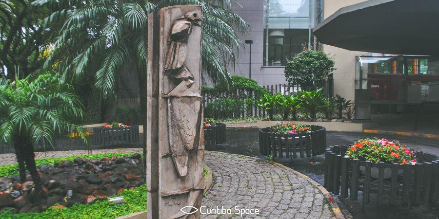 Poty Lazzarotto - Gralha Azul - Clube Curitibano - Curitiba Space