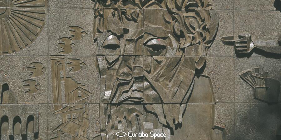 Poty Lazzarotto - Michelangelo - Edifício Michelangelo - Curitiba Space