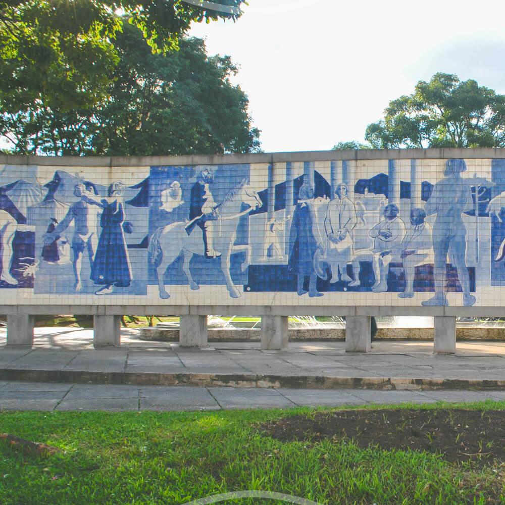 """Poty: """"1º Centenário De Emancipação Política Do Paraná"""""""
