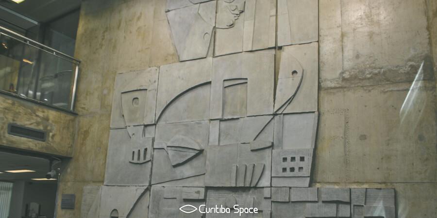 Poty Lazzarotto - O Construtor - Caixa Cultural - Curitiba Space