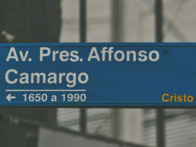 Quem Foi: Affonso Camargo