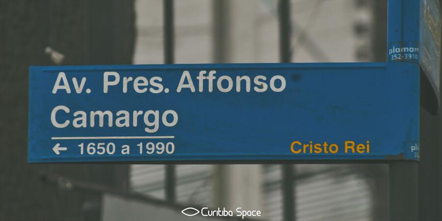 Quem foi Affonso Camargo - Curitiba Space