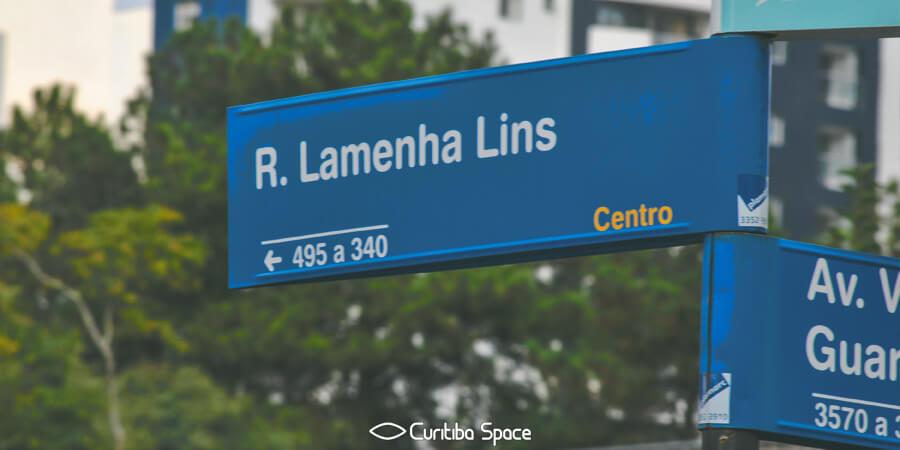 Quem foi: Lamenha Lins - Curitiba Space