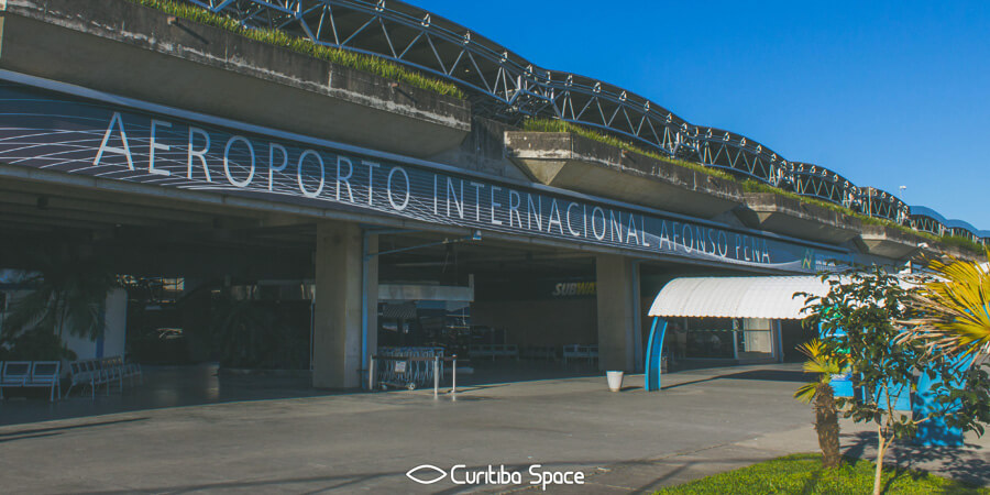 Quem foi: Afonso Pena - Aeroporto Internacional de Curitiba - Curitiba Space