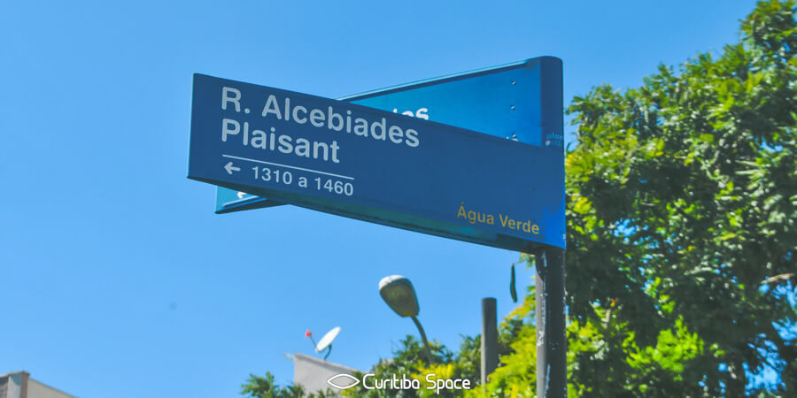 Quem foi: Alcebíades Plaisant - Curitiba Space