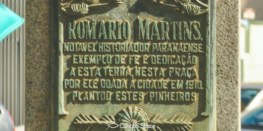 Quem foi: Alfredo Romário Martins - Curitiba Space