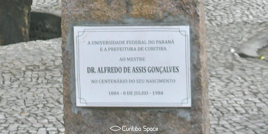 Quem foi: Alfredo de Assis Gonçalves - Curitiba Space