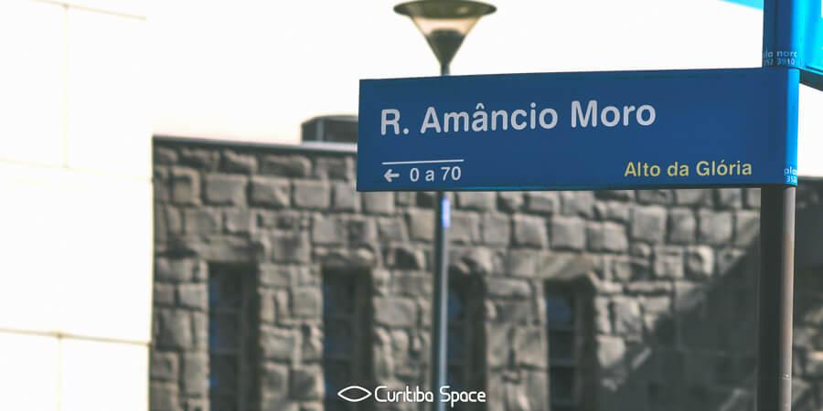 Quem foi: Amâncio Moro - Curitiba Space