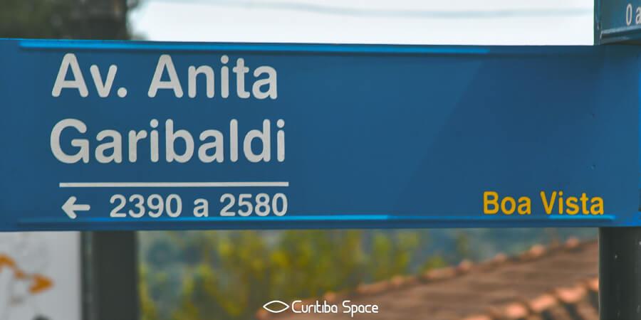 Quem foi: Anita Garibaldi - Curitiba Space