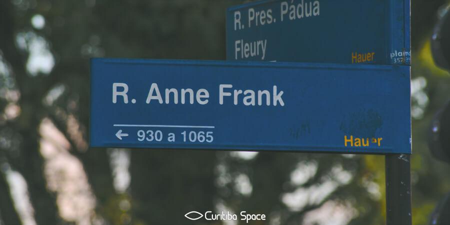 Quem foi: Anne Frank - Curitiba Space