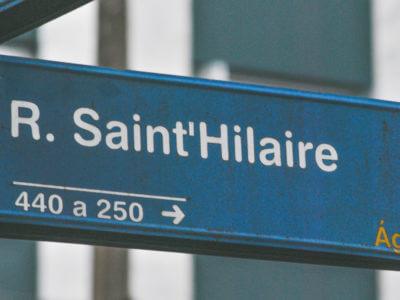 04 De Outubro: Nascimento De Saint-Hilaire