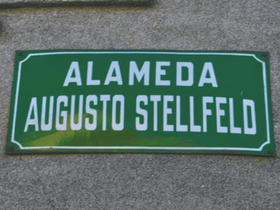 Quem Foi: Augusto Stellfeld